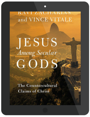 Jesus Among Secular Gods by Ravi Zacharias and Vince Vitale Book Summary