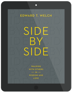 Book Summary of Side by Side by by Edward Welch