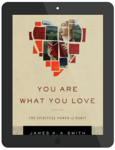 Book Summary of You are What You Love by James K. A. Smith