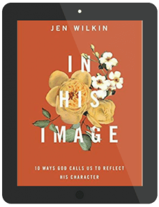 Book Summary of In His Image by Jen Wilkin