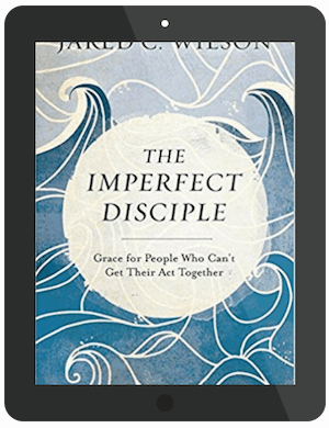 Book Summary of The Imperfect Disciple by Jared Wilson