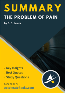 Book Summary of The Problem of Pain by C. S. Lewis