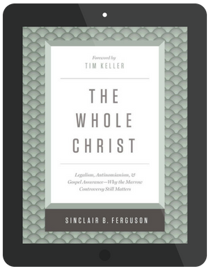 Book Summary of The Whole Christ by Sinclair Ferguson