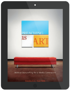 Book Summary of Preaching as Art by Darius L. Salter
