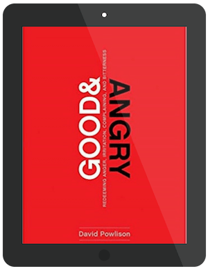 Book Summary of Good and Angry by David Powlison