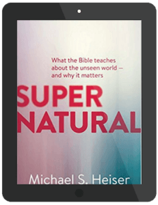 Book Summary of Supernatural by Michael Heiser