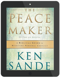 Book Summary of The Peacemaker by Ken Sande