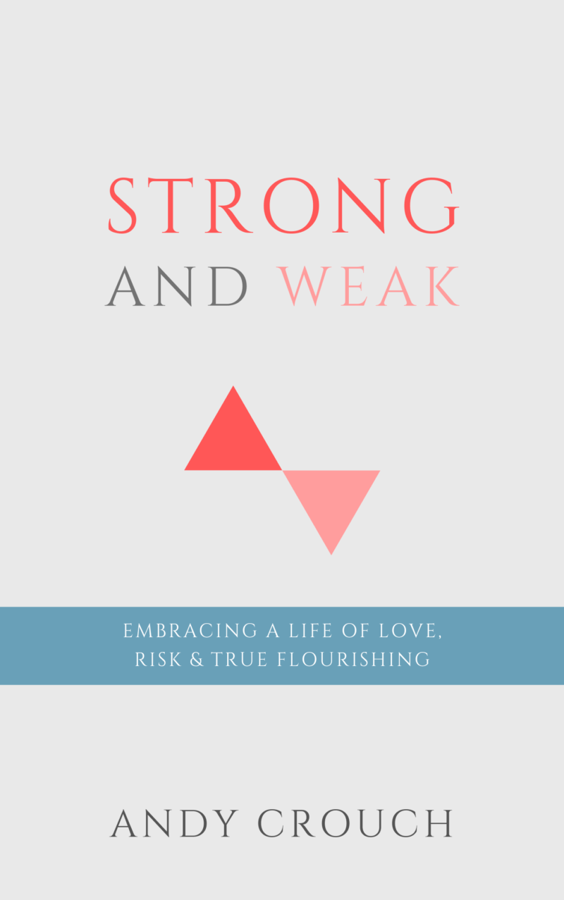 Book Summary of Strong and Weak by Andy Crouch
