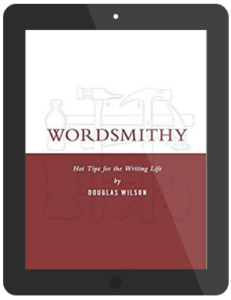 Book Summary of Wordsmithy by Douglas Wilson