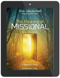 Book Summary of The Meaning of Missional by Dick Wiedenheft