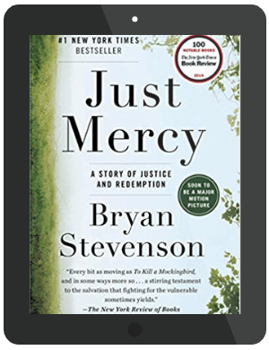 Book Summary of Just Mercy by Bryan Stevenson