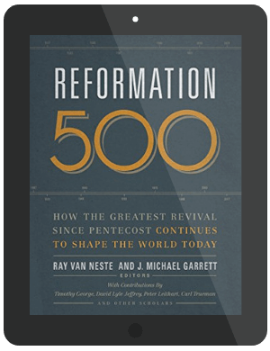 Book Summary of Reformation 500 by Ray Van Neste & J. Michael Garrett