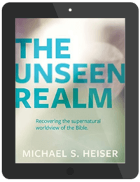 Book Summary of The Unseen Realm by Michael S. Heiser