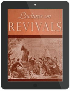 Book Summary of Lectures on Revivals by W.B. Sprague