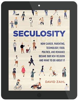 Book Summary of Seculosity by David Zahl