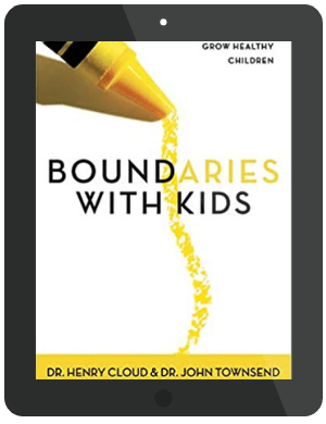 Book Summary of Boundaries With Kids by Dr. Henry Cloud & Dr. John Townsend