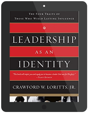 Book Summary of Leadership as an Identity by Crawford Loritts
