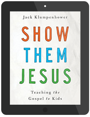 Book Summary of Show Them Jesus by Jack Klumpenhower