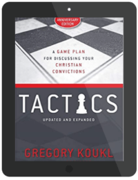 Book Summary of Tactics by Gregory Koukl