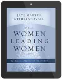 Book Summary of Women Leading Women by Jaye Martin and Terri Stovall