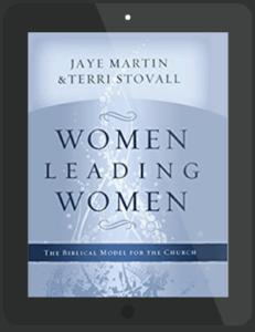 Book Summary of Women Leading Women by Jaye Martin and Terri Stovall