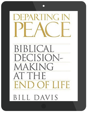 Book Summary of Departing in Peace by Bill Davis