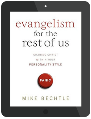 Book Summary of Evangelism for the rest of Us by Mike Bechtle
