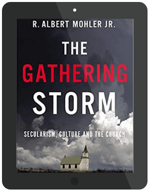 Book Summary of The Gathering Storm by R. Albert Mohler Jr.