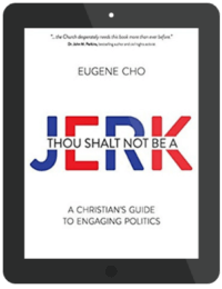 Book Summary of Thou Shalt Not Be A Jerk by Eugene Cho