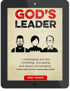 Book Summary of Gods Leader by Andy Mason
