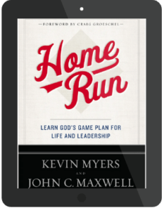 Book Summary of Home Run by Kevin Myers and John C. Maxwell