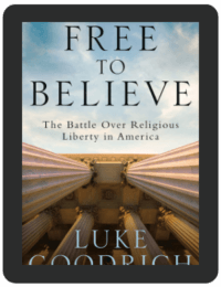 Book Summary of Free to Believe by Luke Goodrich