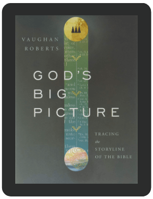 Book Summary of God's Big Picture by Vaughan Roberts