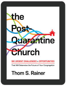 Book Summary of The Post-Quarantine Church by Thom S. Rainer