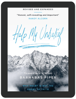Book Summary of Help My Unbelief by Barnabas Piper