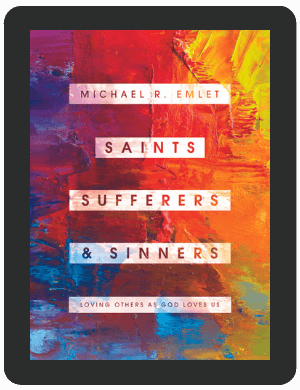 Book Summary of Saints Sufferers & Sinners by Michael Emlet