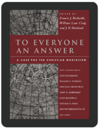 Book Summary of To Everyone an Answer by Francis J. Beckwith, William Lane Craig, J.P. Moreland